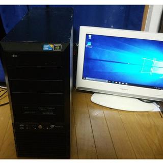 ゲーミングパソコンCore i7-2700K+GTX760Win10