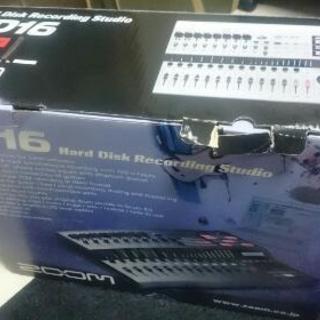 ハードディスクレコーディングスタジオHD16CD