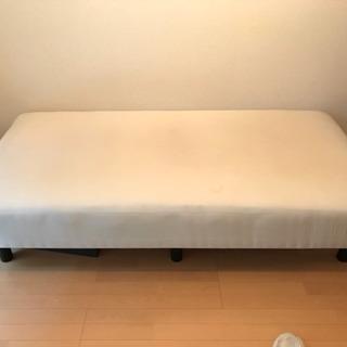 【引取今週末まで】ニトリ シングルベッド