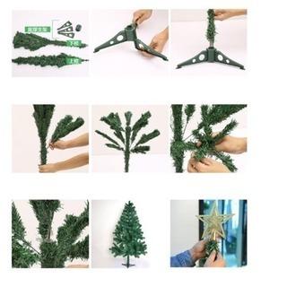 【新品】値下げ! クリスマスツリー 豪華オーナメント付き - 家電