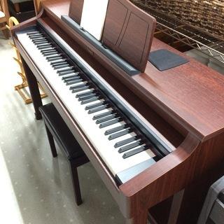 ★来店限定★ローランド 電子ピアノ HP-7S-GP イス付 ピア...
