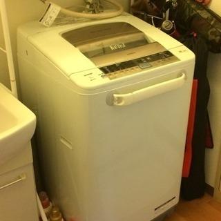 [お引取中]★値下げしました!★日立全自動洗濯機9kg