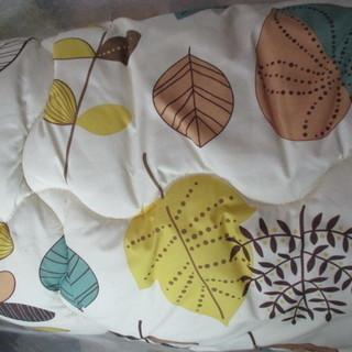 京都西川 合織掛けふとん 布団 寝具 暖かい 冬 あったかシープ調