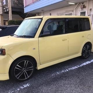 bB黄色 車検少しあり エンジン好調