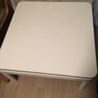 ⭐︎交渉中⭐︎こたつ コタツテーブル 正方形⭐︎こたつ布団セット⭐︎