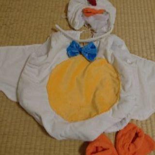 赤ちゃんコスチューム