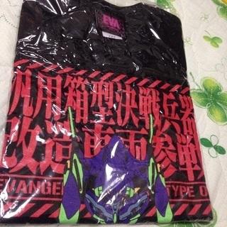 エヴァンゲリオン Tシャツ  150サイズの画像