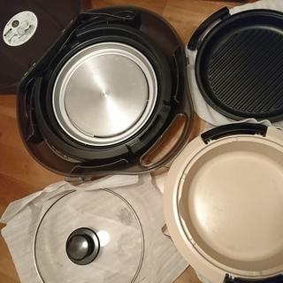 象印電気グリル鍋(焼肉プレート付)2004年製