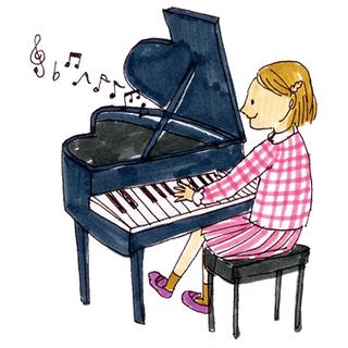 楽しみながら身につける こどもtoiro-ピアノ個人レッスン-