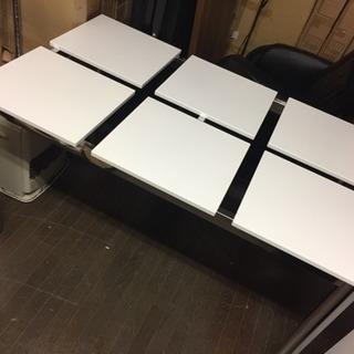 新品・アウトレット 『 Nフレスコ ダイニングテーブル 』 訳あり家具