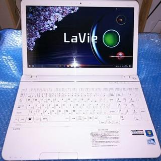 LaVie改22 Core i7 SSD HDD Win10