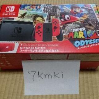 Nintendo Switch スーパーマリオオデッセイ 同梱版