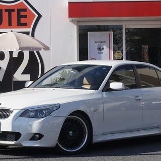 どなたでも車がローンで買えます! 高級車特集! BMW 530i...