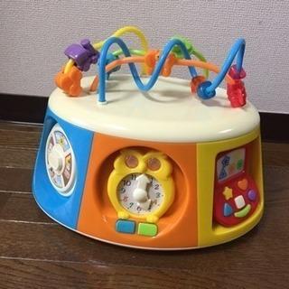 知育玩具♡トイザらス ブルーイン マジカルワンダーボックス