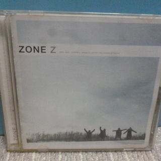CD  ZONE「 Z 」 2002年発売♪♪♪