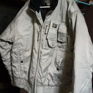 男性用 防寒ジャンパー ポケットたくさん 美品中古 Mサイズ