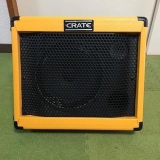 充電式アンプ(CRATE)