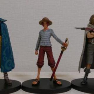 ワンピースフィギア シャンクス海賊団