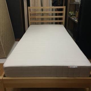 IKEA シングルベッド セット
