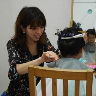 ■ 子育てママのハッピーへアーサロン 12.08 (金曜) @ あいくる(入間市) <無料><託児あり> - 入間市