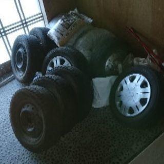訳あり家具 。     タイヤ   千円