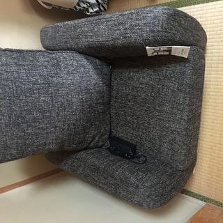 マッサージもできる椅子