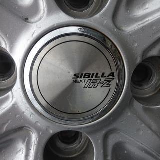 SIBILLIA NEXT IR-Z スタッドレス 4本