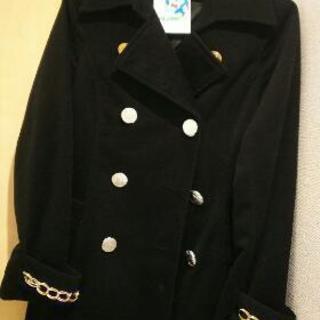 SKINNYLIP 黒のコート