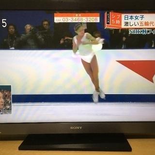 SONYBRAVIA40インチテレビ