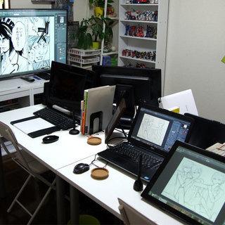 あびこ漫画教室 | 漫画教室&工房studioCHC