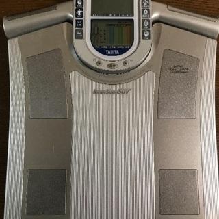 TANITA体組成計☆InnerScan50V(体重計)