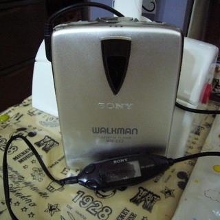 訳有・SONY WM-EX2