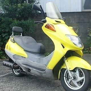 HONDA 250cc フォーサイト