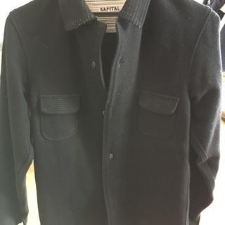 KAPITAL、キャピタル 服、黒