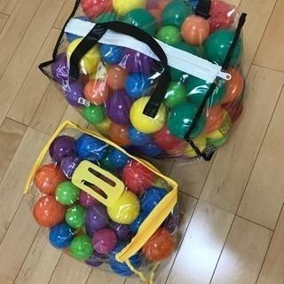 ボールプール用 ボール 100個くらい