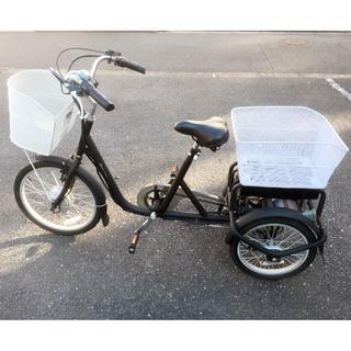 電動アシスト三輪自転車 Airbike bicycle-203as...