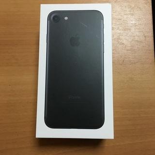 新品 au iPhone7 128GB SIMロック解除保証