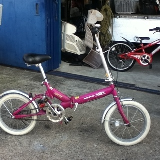 格安整備済自転車!!612
