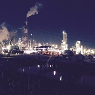 洋菓子工場の夜勤