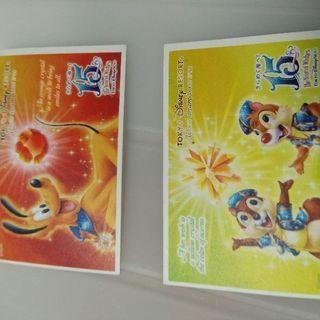 【1枚6000円】東京ディズニーランド、東京ディズニーシー_1日...