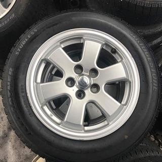 185/65/15プリウスの純正タイヤ