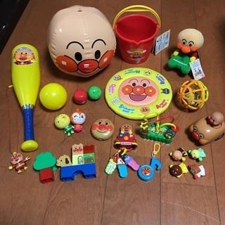 アンパンマン おもちゃ21点セット