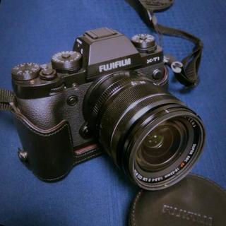 FUJIFILM X-T1 18-55mm レンズキット