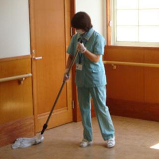 ☆《安定して働きたい》《家事の合間に働きたい》病院清掃スタッフ☆【...
