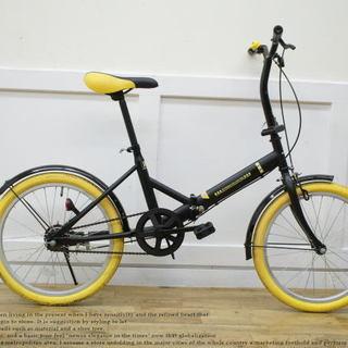 ドウシシャ■オフロードコレクション■20インチ■折りたたみ自転車■...