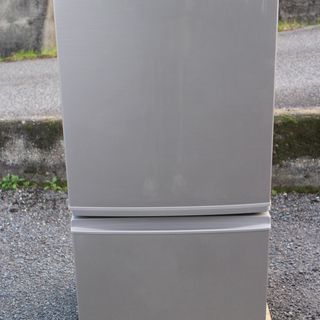 2014年製 137L SHARP ノンフロン冷蔵庫