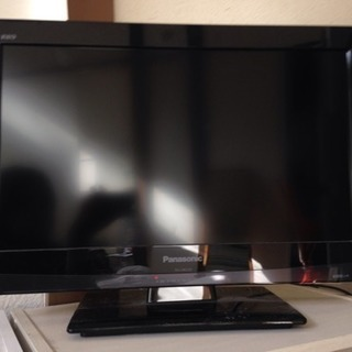 【お値下げしました】Panasonic19インチ 液晶テレビ