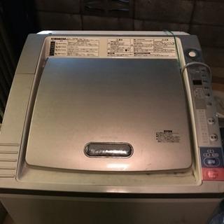 ジャンク品 洗濯機