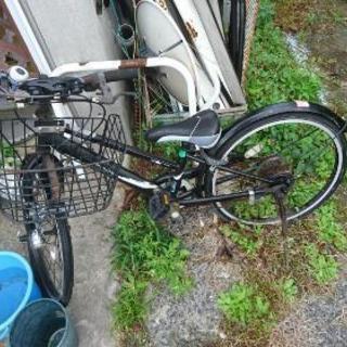 キッズ自転車 ジャンク