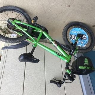 美品  kids自転車   18インチ